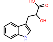 Indole-3-lactic acid a metabolite of tryptophan